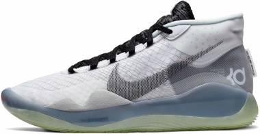 Nike KD 12 - White/Black (CN9518100)