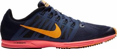 Nike Air Zoom Speed Racer 6 - Multicolor (Blackened Blue/Orange Peel/Black 400)