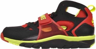 Nike Air Trainer Huarache - Black/University Red/Volt (679083020)
