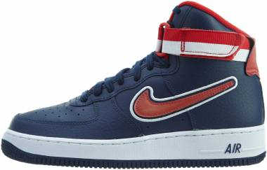 Nike Air Force 1 High 07 LV8 1 Midnight Navy/University Red/White Men
