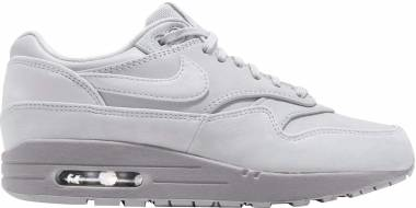 Nike Wmns Air Max 1 Lx Pure Platinum Grey Women Running