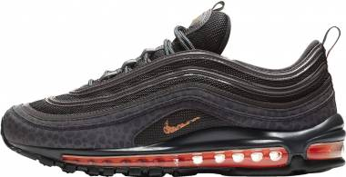 Nike Air Max 97 SE Reflective - OFF NOIR/TOTAL ORANGE-THUNDER GREY (BQ6524001)