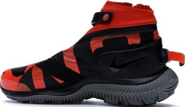 Nike NSW Gaiter - Orange/Black