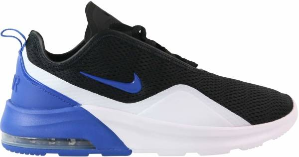 Nike Air Max Motion 2 - Multicolour Black Game Royal White 001 (AO0266001)