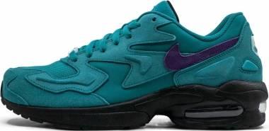 Nike Air Max2 Light - Green (AO1741300)