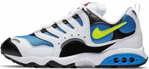 Nike Air Terra Humara 18 - White/Photo Blue/Black/Volt (AO1545100)