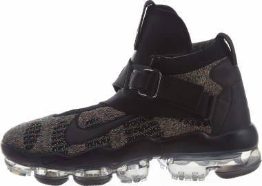 Nike Air Vapormax Premier Flyknit - Black/Signal Blue-Green Strike (AO3241003)