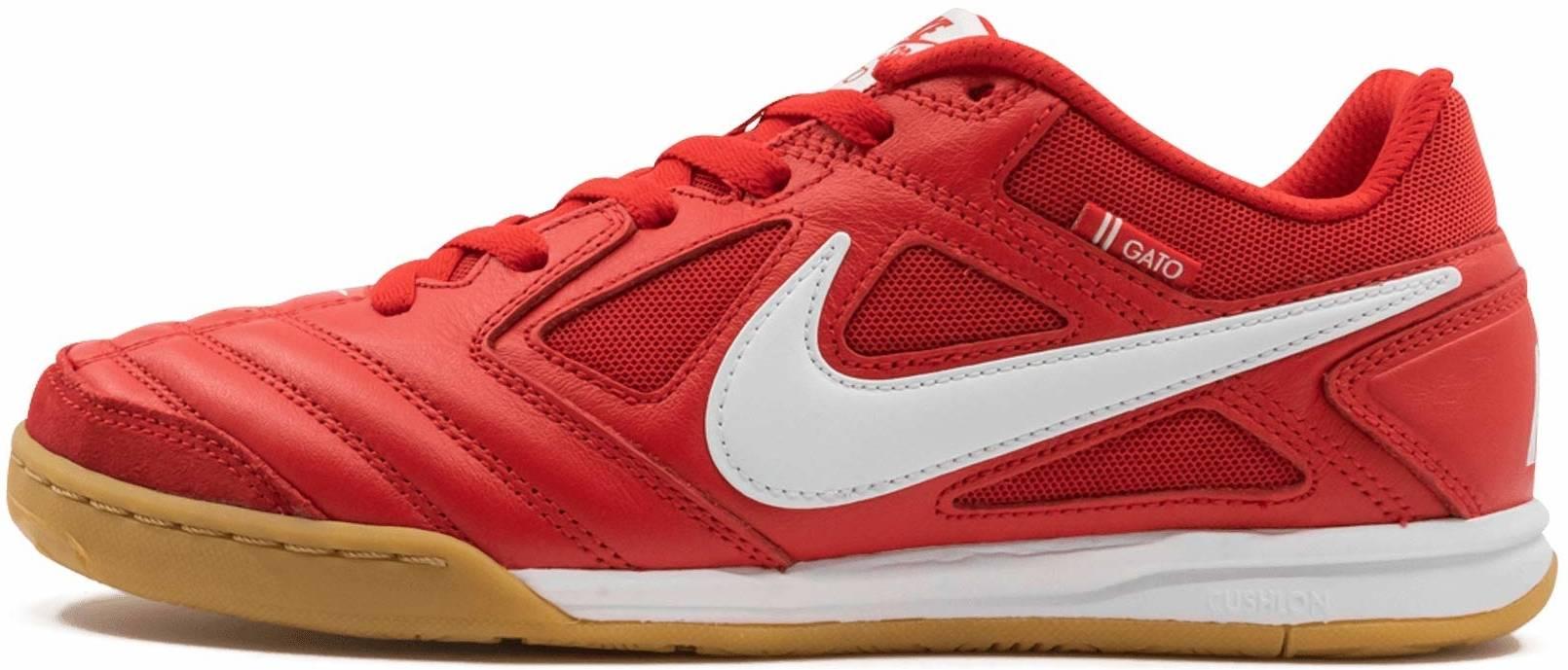 sitio patata desierto  Nike SB Gato sneakers in red   RunRepeat