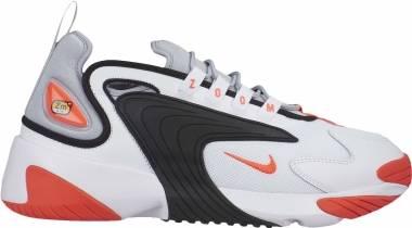 Nike Zoom 2K - White/Infrared/Wolf Grey/Black