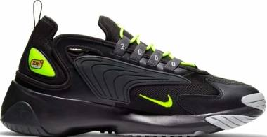 Nike Zoom 2K - Nero Black Volt Anthracite Wolf Grey 008