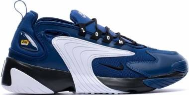Nike Zoom 2K - Coastal Blue/White/Black
