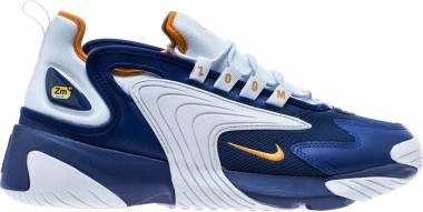 Nike Zoom 2K - Deep Royal Blue/White/Orange Peel