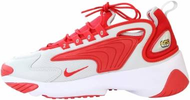 Nike Zoom 2K - Photon Dust University Red Blanco (AO0269012)