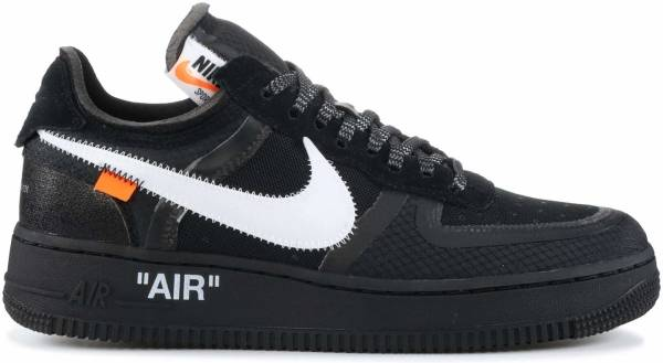 Nike Off White Air Force 1 (black)