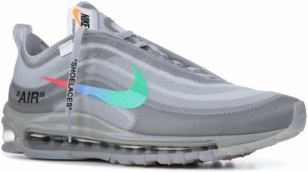 Off White x Nike Air Max 97 in