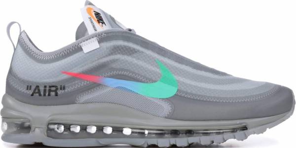 Off White x Nike Air Max 97 Wolf Grey Menta Le Site de la