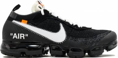 Off-White x Nike Air VaporMax - BLACK/WHITE-CLEAR (AA3831001)