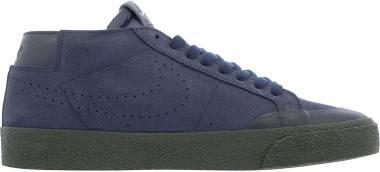 Nike SB Zoom Blazer Chukka XT Premium - Obsidian