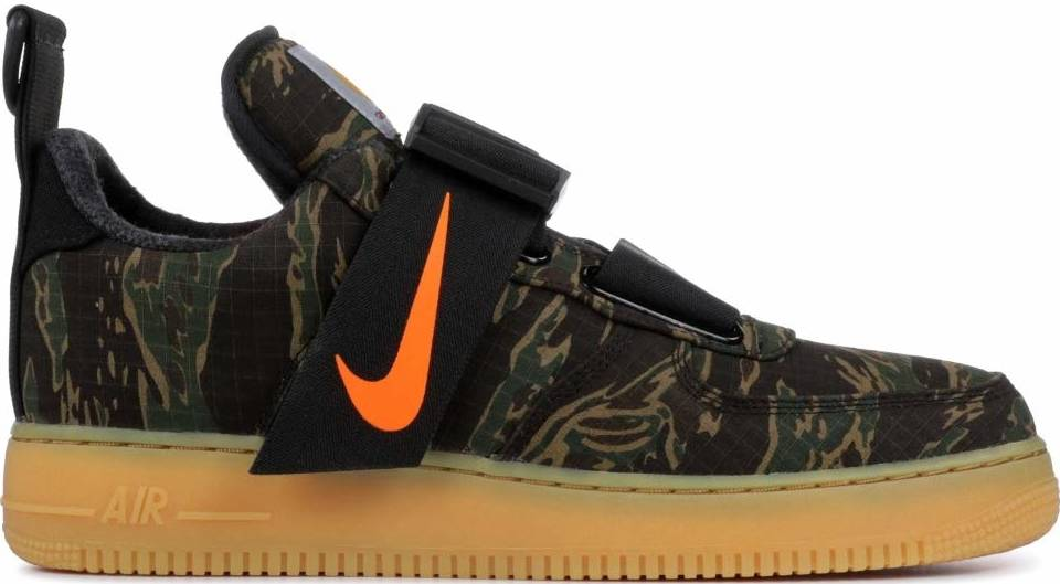 palo inventar conductor  Nike Air Force 1 Utility Low Premium WIP sneakers in green | RunRepeat
