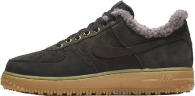 Nike Air Force 1 Premium Winter - Black Thunder Grey 001 (BV0131001)