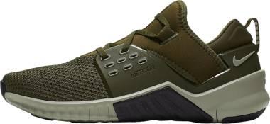 Nike Free x Metcon 2 - Green Legion Green Oil Grey Jade Horizon 303 (AQ8306303)