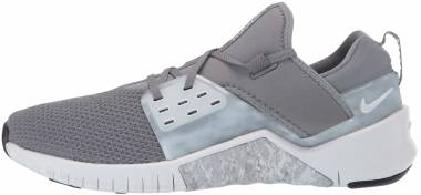 Nike Free x Metcon 2 - Cool Grey/Pure Platinum-wolf Grey-black (AQ8306003)