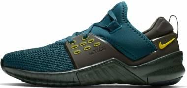Nike Free x Metcon 2 - Nightshade/Bright Citron-sequoia (AQ8306300)