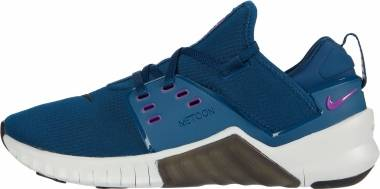 Nike Free x Metcon 2 - Valerian Blue/Vivid Purple/Photon Dust