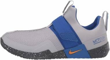 Nike Metcon Sport - Atmosphere Grey/Orange Peel-game Royal
