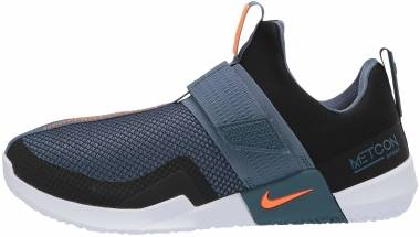 Nike Metcon Sport - Black/Total Orange-thunderstorm-white (AQ7489008)