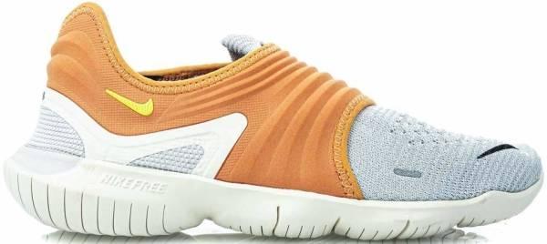 Nike Free RN Flyknit 3.0 - Platinum Tint Volt 001 (CD4549001)