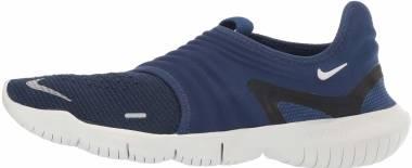 Nike Free RN Flyknit 3.0 - Blue (AQ5707403)