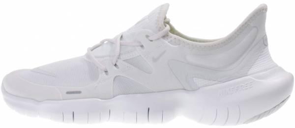 reputable site 562b5 b995e Nike Free RN 5.0 Silver