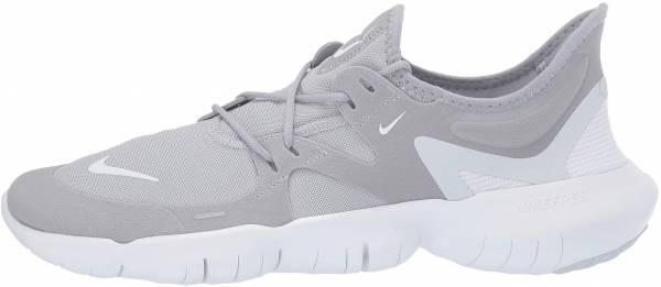 Nike Free RN 5.0 - Wolf Grey / White / Pure Platinum