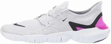 Nike Free RN 5.0 - White (AQ1289007)