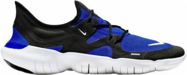 Nike Free RN 5.0 - Racer Blue Black White (AQ1289402)