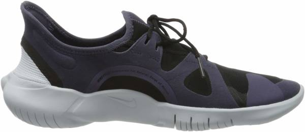Nike Free RN 5.0 - Dk Raisin Aura Black (AQ1289500)