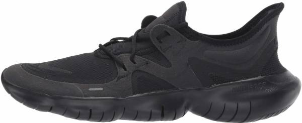 Nike Free RN 5.0 - Black / Black / Black (AQ1289006)