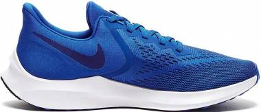 Nike Air Zoom Winflo 6 - Multicolore Game Royal Deep Royal Blue 000 (AQ7497402)