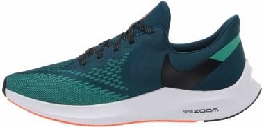Nike Air Zoom Winflo 6 - Midnight Turq Black Neptune Green (AQ7497300)