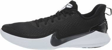 Nike Mamba Focus - Black/Black/Dark Grey/White (AJ5899002)