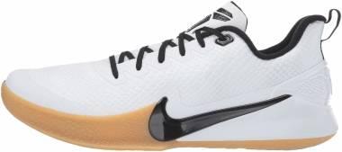Nike Mamba Focus - White