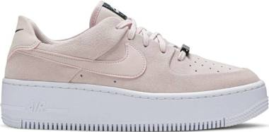 Nike Air Force 1 Sage Low - Barely Rose/Barely Rose-white-black (AR5339604)