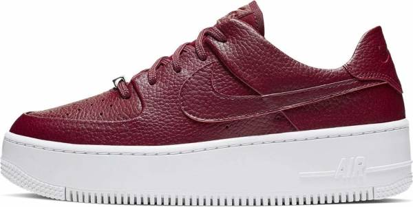 Nike Air Force 1 Sage Low - Red