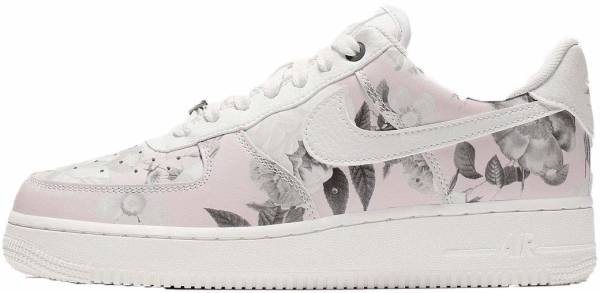 Nike NIKE air force 1 lady's men's sneakers WMNS AIR FORCE 1 07 LXX AO1017 001 black