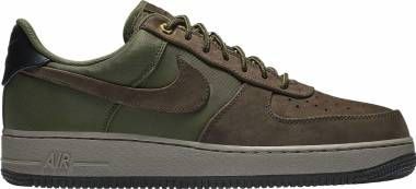 Palm Green Suede Covers The Nike Air Force 1 Low