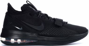 Nike Air Force Max Low - Black/Anthracite-hyper Crimson (BV0651003)