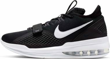 Nike Air Force Max Low - Black/White-white-volt