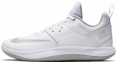 Nike Fly.By Low II - White/Metallic Silver (AJ5902100)