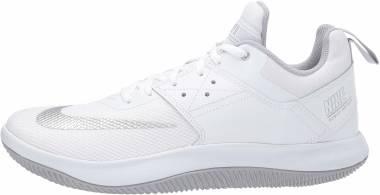 Nike Fly.By Low II - White/Metallic Silver (AJ5902100)